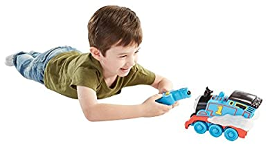 Fisher-Price Thomas the Train Steam Rattle & Roll Thomas from Fisher Price
