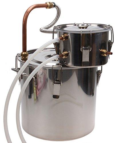 5 Gallon Water Distiller ~ Whiskey making starter kit browse