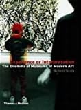 Experience or interpretation : the dilemma of museums of modern art