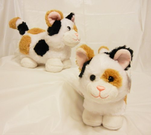 "Calico Spotz Cat 9"" for Infants & Children Washable Plush - 1"
