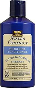 Avalon Organics Thickening Therapy Biotin B-Complex Conditioner, 14 Ounce