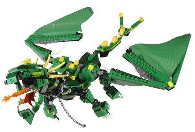 LEGO - Creator Mythical Creatures