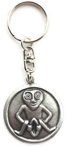 sheela-na-gig-handmade-pewter-keyring-badge-organza-bag-kr802