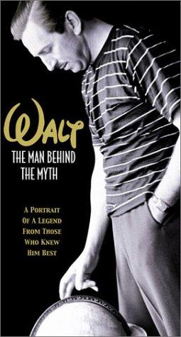 Walt - The Man Behind The Myth [VHS]