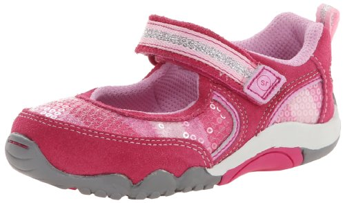 Stride Rite Dawn Flat (Toddler),Pink,5 M US Toddler