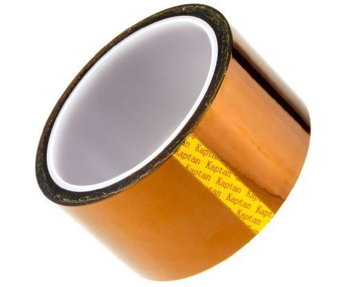 50MM-x-33M-Polyimidband-Klebeband-Tape-Kapton-hochtemperatur-Resistant-Klebe