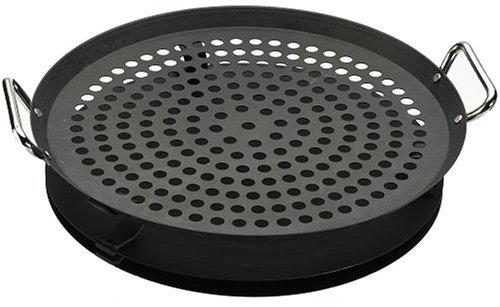 Eastman Outdoors 90414 BBQ ZaGrill's Pizza Pan