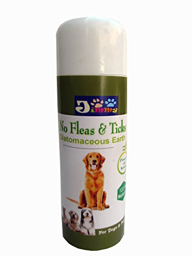 14 OFF On JiMMy No Fleas Ticks Powder For Dogs Puppies