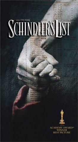 Schindler's List [VHS]