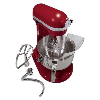 KitchenAid Professional 600 6-Quart Stand Mixer, Empire Red SALE