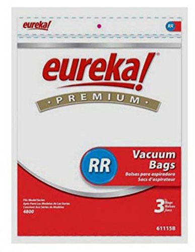 Eureka Boss Vac Filter Air Bags Micro Filtration For Use With Ultra Bagged 3 / Pack (Air Vac Filter compare prices)