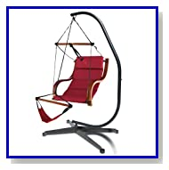 Best Choice Products® New Steel C Stand For Hammock Air Chairs Hanging Chair Hammock Stand