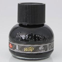 FireKingdom Hero 56ml Bottled Black Fountain Pen Ink for Workers Students