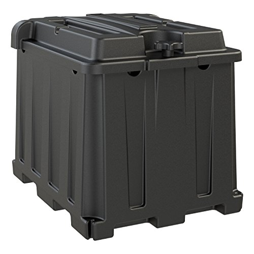NOCO HM426 Dual 6-Volt Commercial Grade Battery Box for Automotive, Marine and RV Batteries (Battery Box Vent compare prices)