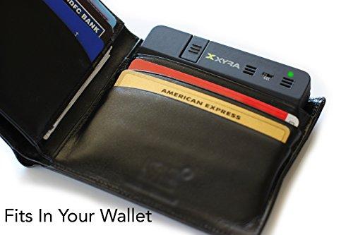 XYRA XS Powercard 32GB Micro USB 2200Mah Power Bank