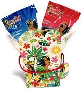 Buy juice gift baskets - Buns Of Maui Hawaiian Gift Basket Energy Food Snacks To Go Trail Mix & Dried Fruit