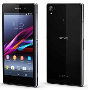NEW Sony Xperia Honami Z1 16gb Black 20mp Camera 5
