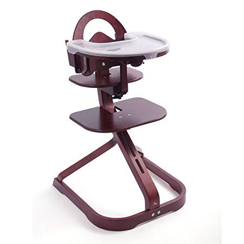 Svan Signet Complete High Chair - Mahogany
