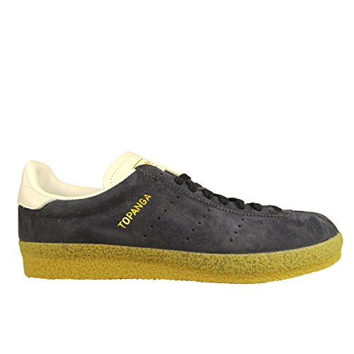 Adidas - Topanga Clean - S80072 - Colore: Nero - Taglia: 42.0