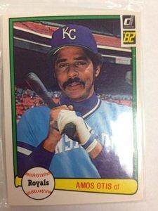 1982 Donruss Kansas City Royals Team Set George Brett Dk 24 Cards Nrmt-Mint