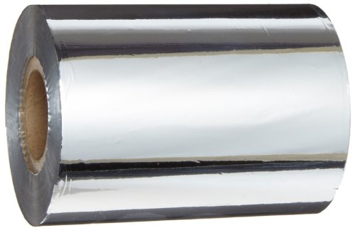 "Brady R4502-Sv 984' Length X 3.27"" Width, 4500 Series Silver Thermal Transfer Printer Ribbon"