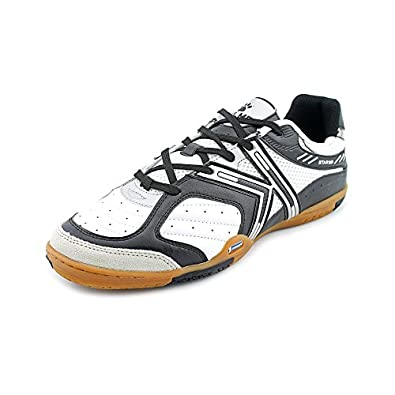 Kelme Michelin Star 360 Indoor Soccer Shoes  Indoor Pro - KELME STAR 360� 10 D(M) US Black