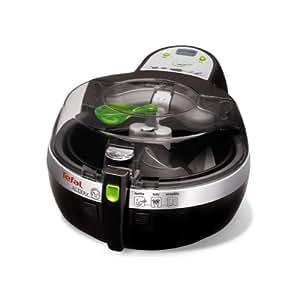 Tefal Acti-Fry AL800240 Low Fat Electric Fryer, 1 kg Capacity, Black, OLD