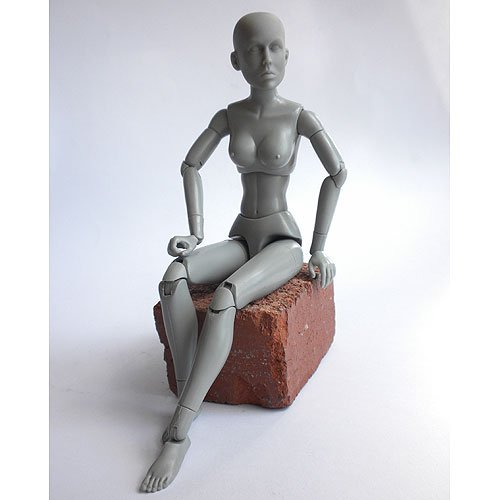 List of Anatomy Human Figure Mannequins for Artists | Parka Blogs