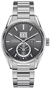 Tag Heuer Carrera Calibre 8 Gmt Mens Watch WAR5012.BA0723
