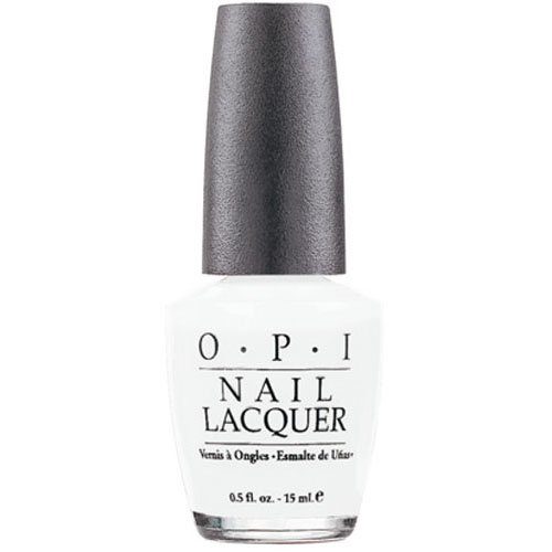 Opi Nail Lacquer, Alpine Snow, 0.5 Ounce front-556617