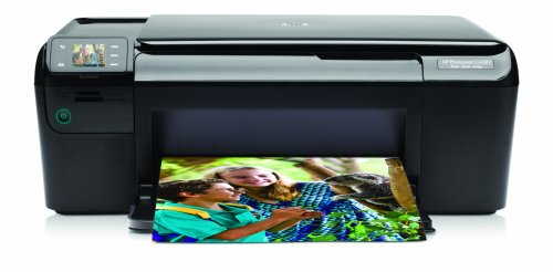 HP Photosmart C4680 All-in-One Printer