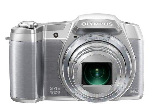 Olympus Sz-16 ( 17.5 Mp,24 X Optical Zoom,3 -Inch Lcd )