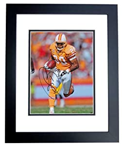 Ronde Barber Autographed Hand Signed Tampa Bay Buccaneers 8x10 THROWBACK Photo -... by Real Deal Memorabilia
