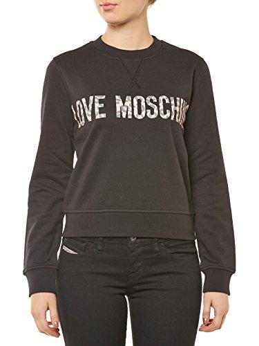 Love Moschino Pullover Donna w630402m3581Nero Black Women nero 46/52