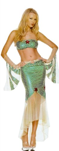 Leg Avenue Women's Mermaid Halloween Costume