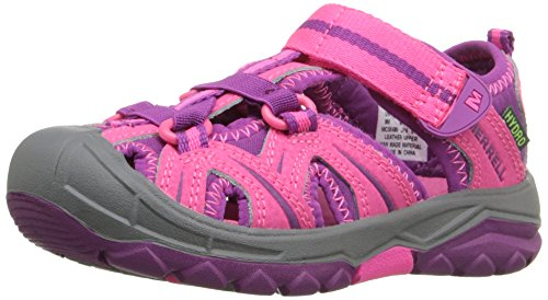 Merrell Hydro Water Sandal (Toddler/Little Kid/Big Kid), Pink, 12 M US Little Kid (Water Shoes Girls compare prices)