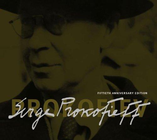 Sergei Prokofiev - 50th Anniversary Edition