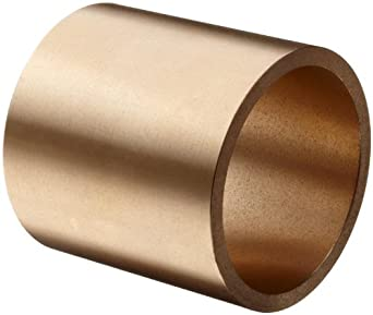 Bunting Bearings Powdered Metal SAE 841 Metric Sleeve (Plain) Bearings