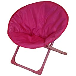 Redmon For Kids-Kids Pappasan Chair-Hot Pink