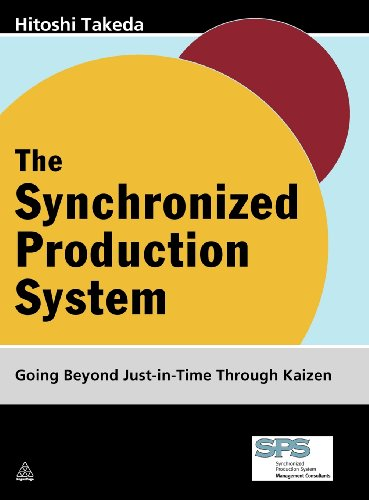 The Synchronized Production System: Going Beyond Just-in-time Through Kaizen