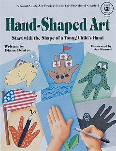 FRANK SCHAFFER PUBLICATIONS HAND-SHAPED ARTGR. PREK-2
