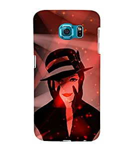 Kill You With My Face 3D Hard Polycarbonate Designer Back Case Cover for Samsung Galaxy S6 Edge+ G928 :: Samsung Galaxy S6 Edge Plus G928F