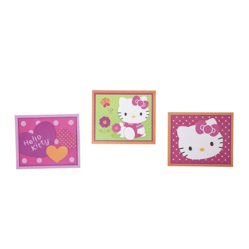 Hello Kitty Baby Bedding 2251 front