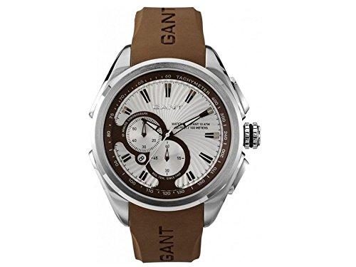 GANT W105810 - Reloj para hombres, correa de silicona