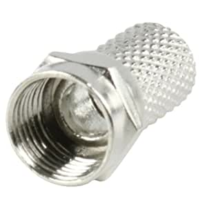 F-connector screw 6.4 mm