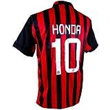 大人用 サッカーユニフォーム 13-14 AC Milan ミラン ホーム #10 本田 圭佑