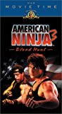 American Ninja 3:Blood Hunt [VHS] - Comedy DVD, Funny Videos