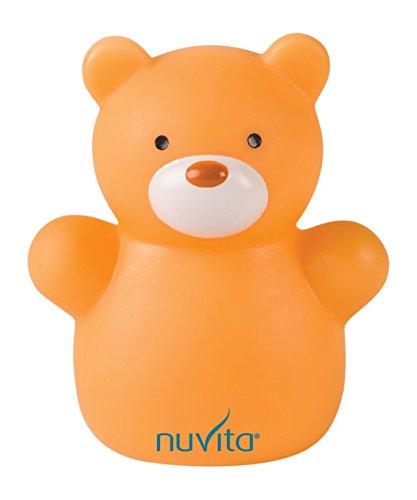 Nuvita NU-BDNL0001-6601 Luce Notturna Orso, Arancione