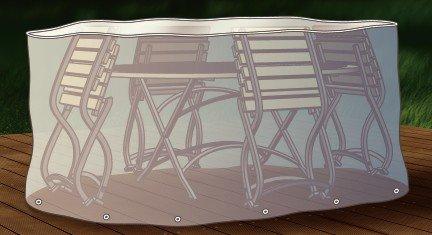 beo 980364 Schutzhüllen für Sitzgruppe oval 230 cm günstig online kaufen