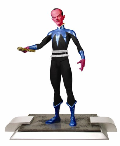 Alex Ross Justice League Series 1: Sinestro Action Figure by DC Comics (Dc Comics Sinestro Action Figure compare prices)
